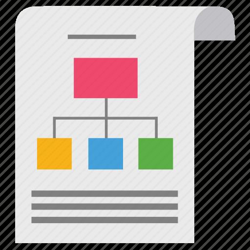 diagram, flowchart, idea, marketing, plan, scheme, strategy icon