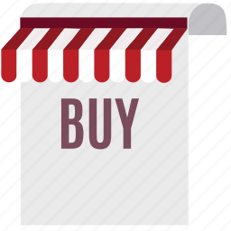 buy, document, ecommerce, marketing, sell, shop, store icon