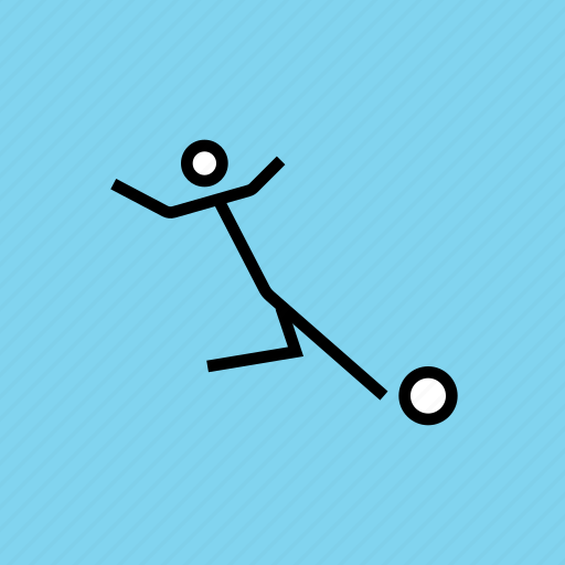 ball, football, games, olympics, paralympic, paralympics, seven-a-side icon