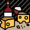 cheese, paris