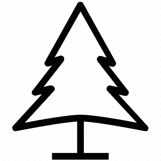 christmas tree, fir tree, generic tree, nature, park, tree icon