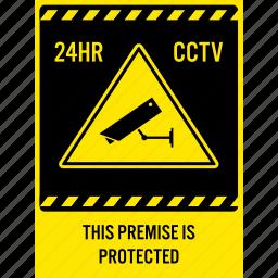 camera, car, cctv, park, protection, security, surveillance icon