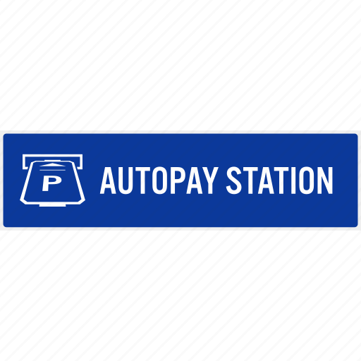 autopay, car, machine, parking, pay, station, ticket icon