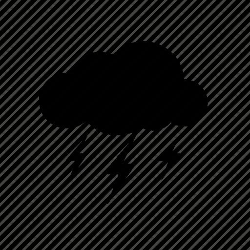 lightning, parks, rain, storm, thunderstorm icon