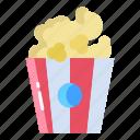 pop, corn