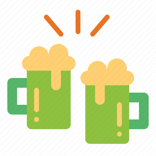 alcohol, cheers, drinks, toast icon
