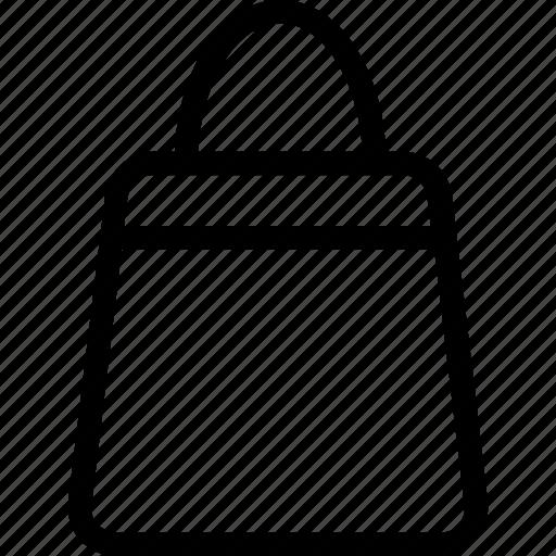 bag, hand bag, purse, shopping bag, tote bag icon