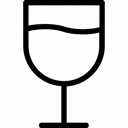 alcohol, champagne, drink, glasses, wine glass icon