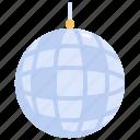 celebration, fun, birthday, party, ball, disco icon