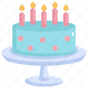 celebration, fun, birthday, party, dessert, sweet, cake