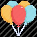 bubble, celebration, fun, birthday, party, balloon