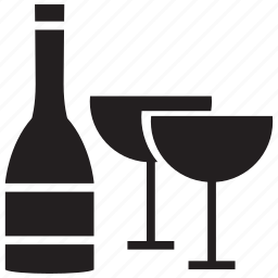 alcohol, beer, celebration, drink, party, wine icon