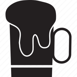 coffee, coffee cup, cold coffee, cold coffee cup icon