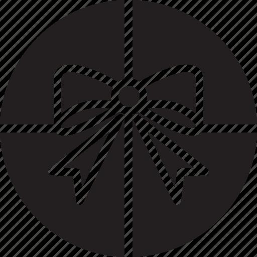 decoration, ribbon icon