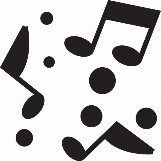 entertainment, music, music symbol icon