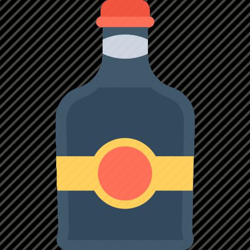 alcohol, beer, bottle, champagne bottle, wine bottle icon