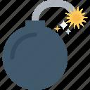 bomb, cracker, dynamite, explosion, fireworks icon