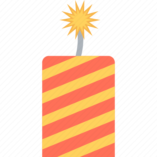 Decoration, candle, christmas candles, flame, burning icon
