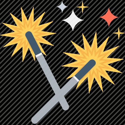 magic, magic stick, magician, wand, wizard icon