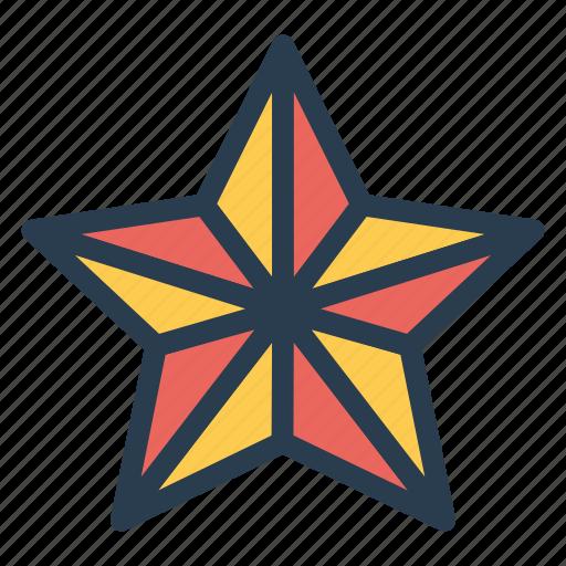 award, favorite, medal, star icon
