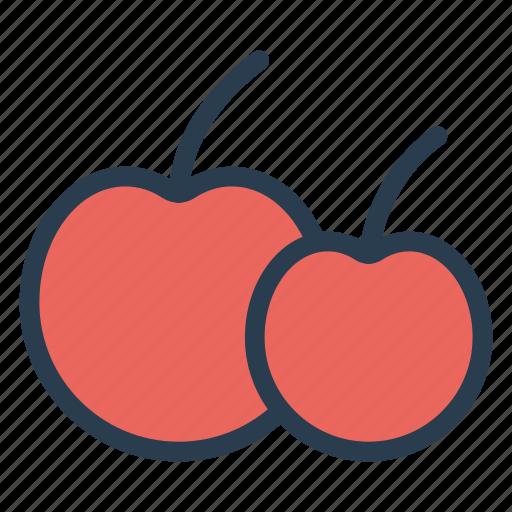 berry, cherry, fruit, raspberry icon