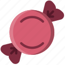 birthday, candy, celebration, party icon