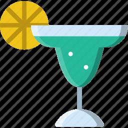 birthday, celebration, cocktail, party icon