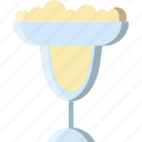 birthday, celebration, champagne, party icon