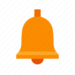 alarm, alert, bell, call, doorbell, ring icon