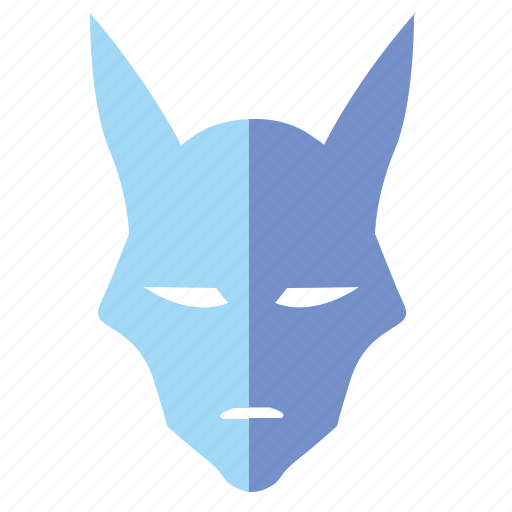 comix, face, hero, mask, party icon