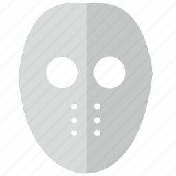 face, hero, horror, maniac, mask, party, secret icon