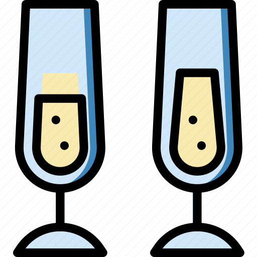 Alcohol, birthday, celebration, party icon - Download on Iconfinder