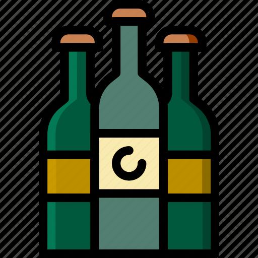 alcohol, birthday, celebration, party icon