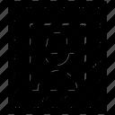 criminal logo, criminal stamp, postage stamp, thief monogram, wanted stamp icon