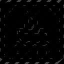 karachi stamp, pakistani logo, sindh stamp, sticker, travel monogram