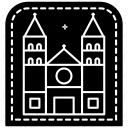 country emblem, monogram, passport stamp, postage stamp, stamp print icon
