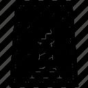 italy sticker, milano stamp, passport stamp, postage stamp, visa stamp icon