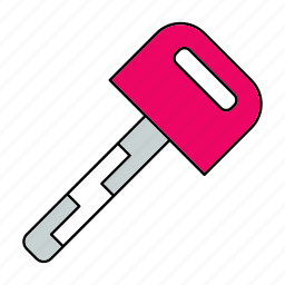 key, open, protect, protection, security icon