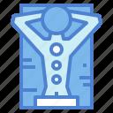 body, massages, spa, treatment icon