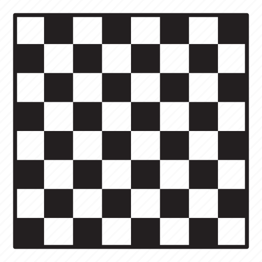 board, chess, grid, pattern icon