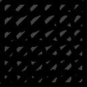 fence, pattern, textile, tile icon