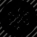 analysis, data, setting icon
