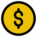 business, buying, commerce, finance, money, payment, wallet icon