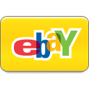 card, ebay icon
