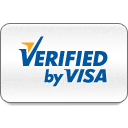 verified, visa icon