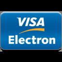card, electron, visa icon
