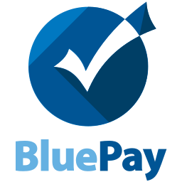 bluepay, finance, payment icon