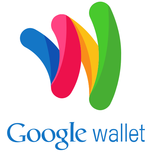 finance, google, logo, method, online, payment, wallet icon