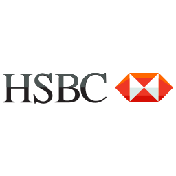 bank, finance, hsbc, logo, method, online, payment icon