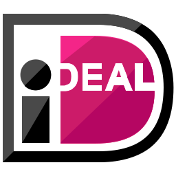 finance, ideal, logo, payment icon